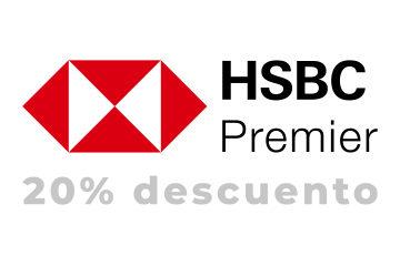 HSBC 20% off